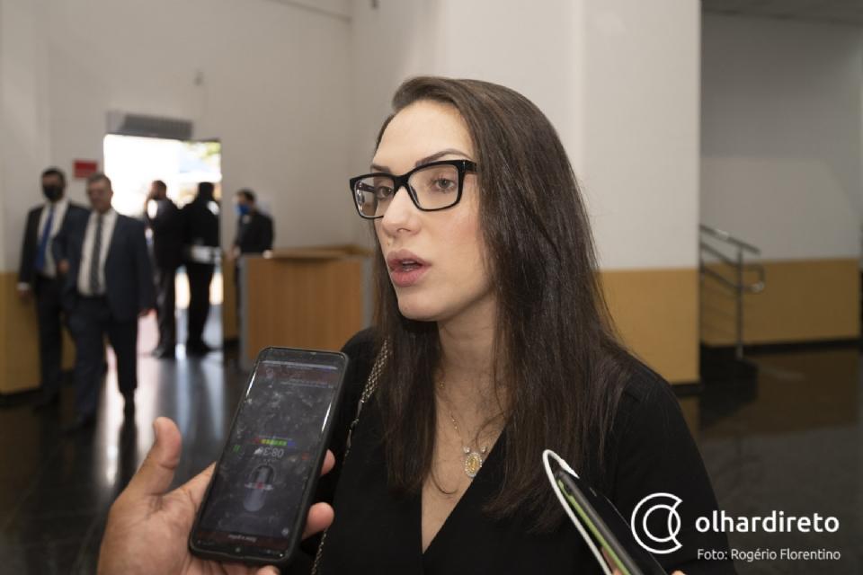 Janaina acredita que segunda votação da LDO pode garantir RGA de até 7% aos servidores públicos