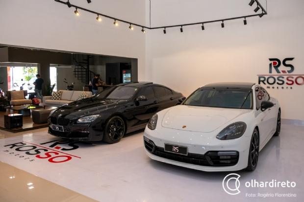 Empresário se junta com sócios apaixonados por carros e abre loja de veículos premium em Cuiabá