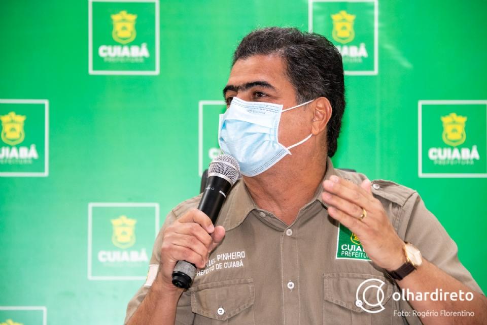 Emanuel assina concessão de terreno para construção da sede do MTmamma em Cuiabá