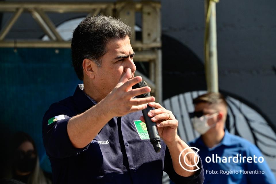 'Sou recordista em entregas', afirma Emanuel ao rebater provocação de Mauro sobre secretários afastados