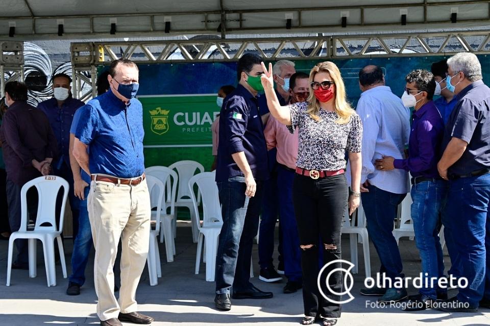 Márcia não garante candidatura em 2022 e revela preocupação com continuidade de projetos sociais na Capital