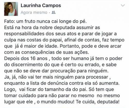 Laurinha x Jana