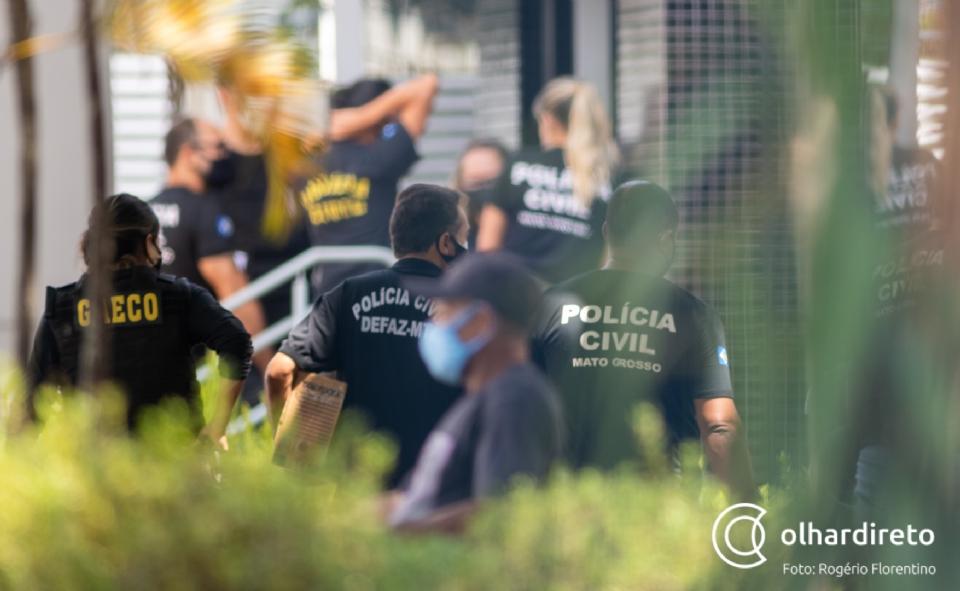 Alvo de operação, policial sequestrou criminoso e exigiu R$ 100 mil; outros foram investigados por extorsão