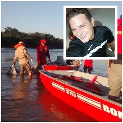 Corpo de homem desaparecido há 34 dias é encontrado em rio