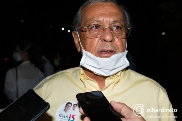 """Jayme diz que DEM não tem """"nem seis candidatos a deputado estadual"""" e Dilmar e Botelho podem ficar sozinhos"""