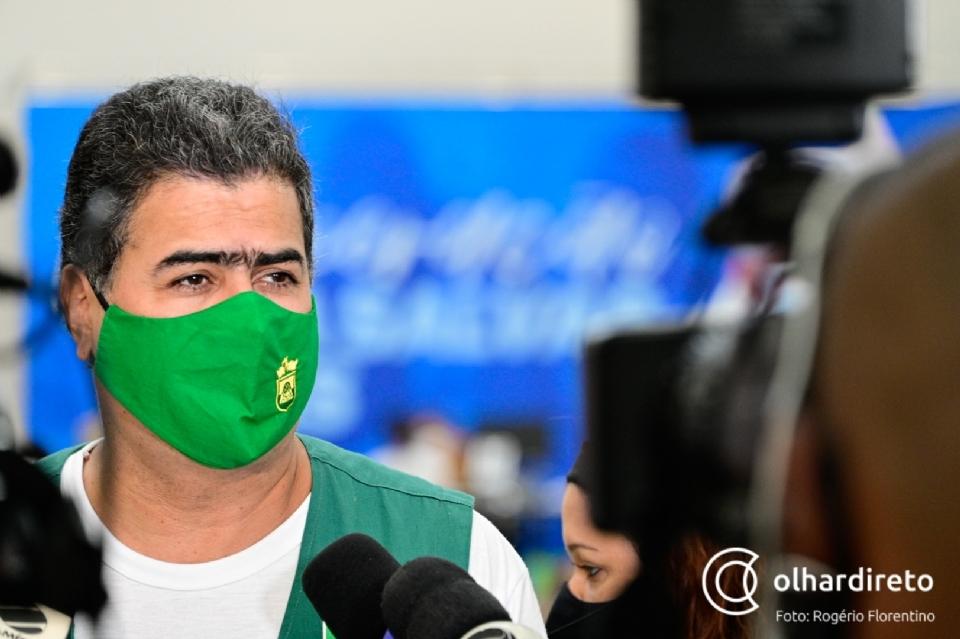 Prefeito diz que é o principal interessado na elucidação de esquema investigado pela PF na Saúde de Cuiabá
