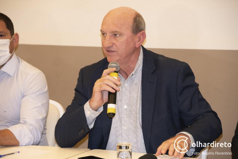Neri afirma que bancada do PP descartou apoio a impeachment de Bolsonaro e aguarda desdobramentos em Brasília