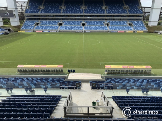Arena Pantanal pode receber jogo oficial da seleção brasileira, amistosos internacionais e times da série A