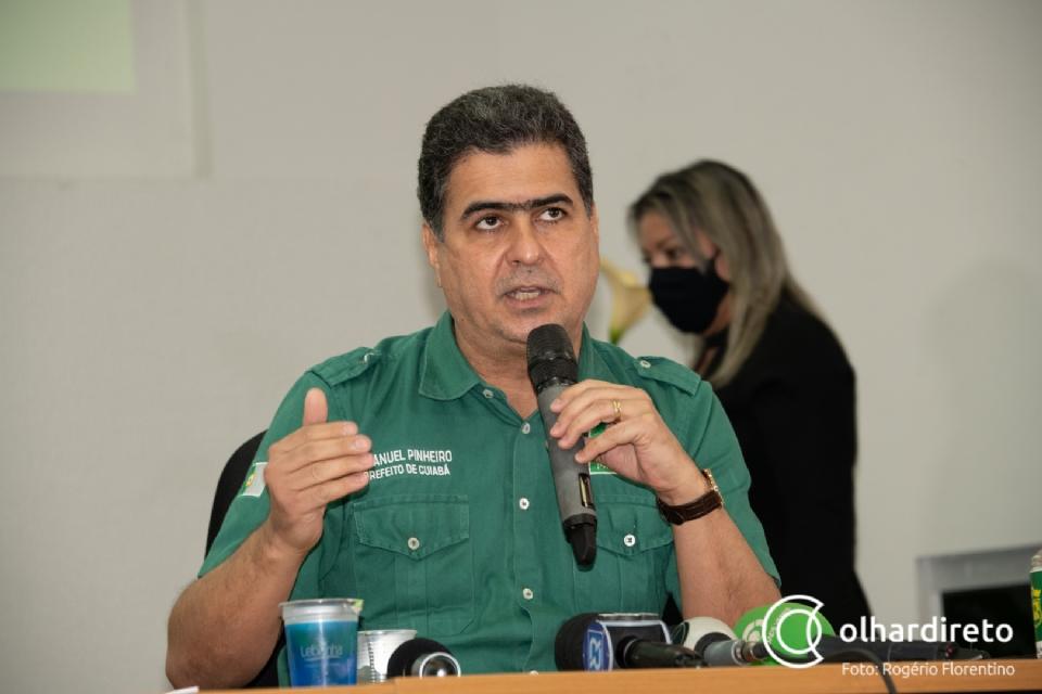 Emanuel diz que oposição atual parece mais responsável: 'a passada só queria baderna'