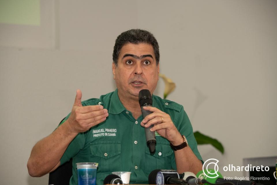 Emanuel diz que troca de Ozenira faz parte de 'reoxigenação' e outros três secretários devem sair neste mês