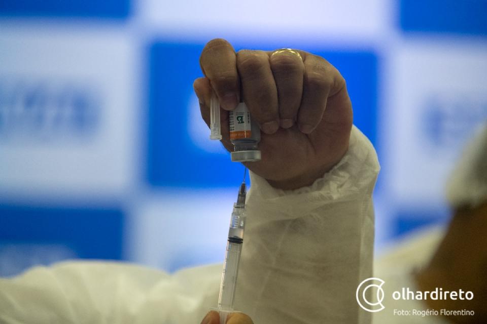 Municípios pedem 19.426 doses da CoronaVac após reserva da segunda aplicação ser usada por recomendação da União