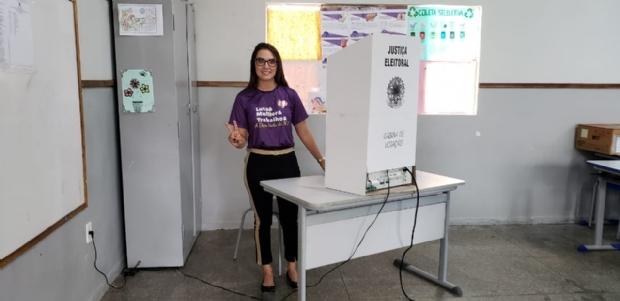 Única mulher da AL, Janaína Riva é a deputada mais votada de Mato Grosso;  veja eleitos