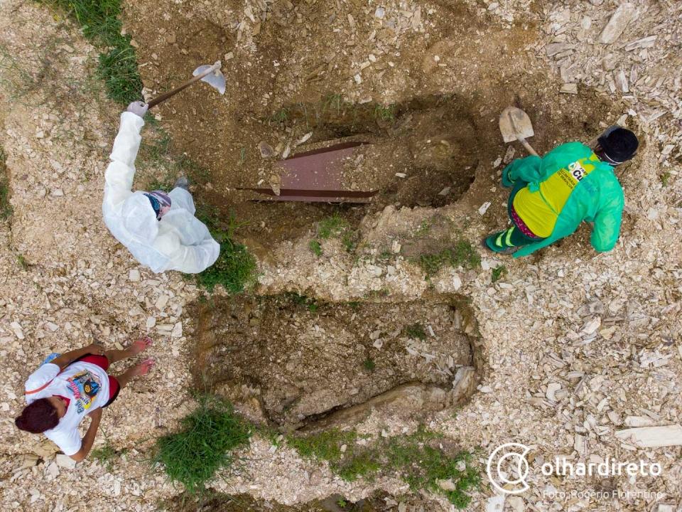 MT registra morte de jovem de 25 anos e mais 67 pessoas por Covid-19 em 24h