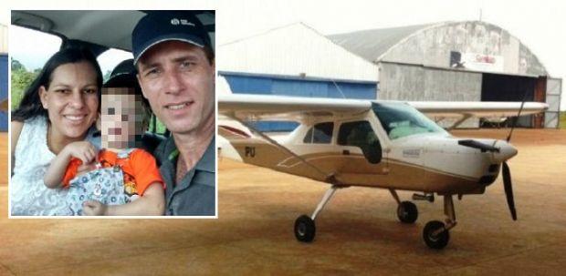 Voluntários seguem nova pista e se mobilizam para encontrar avião desaparecido com família