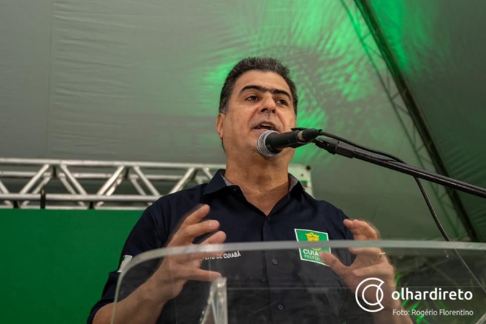 Emanuel classifica gestão de Mauro Mendes como fracassada e questiona classe política: 'não vão fazer nada?'