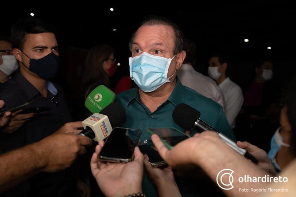 WF elogia manifestações de 7 de setembro e diz que Pacheco cancelou sessões para colocar 'panos quentes'