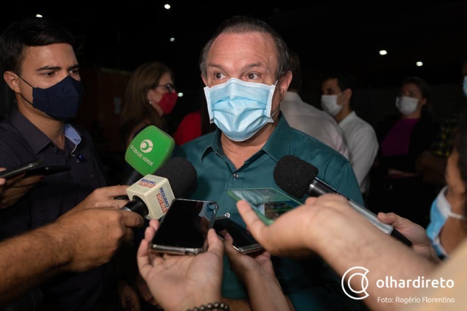 WF diz ser contra quebra de patente das vacinas contra a Covid-19 porque Brasil tem condições de exportar