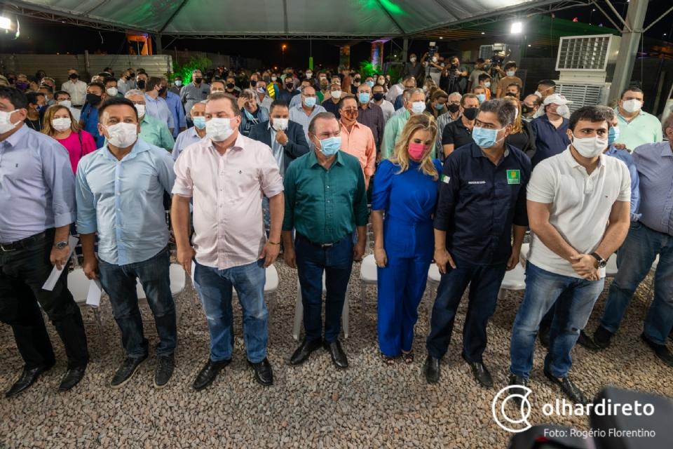 Pandemia segue