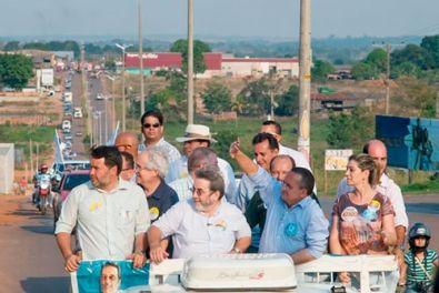 Luciane Bezerra confirma convite e afirma que Taques ofereceu espaço ao PSB no governo