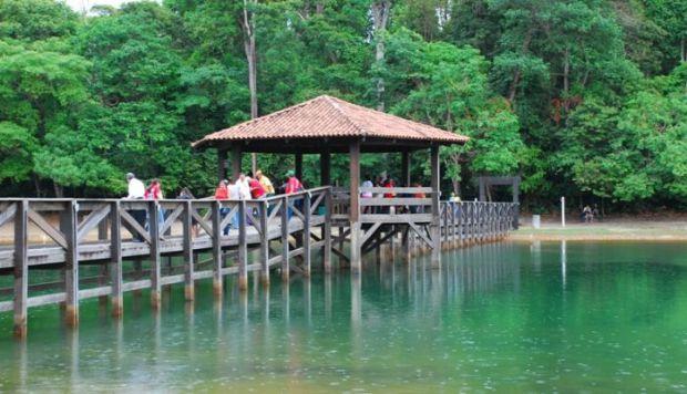Parque Florestal revitalizado será aberto para visitação no sábado