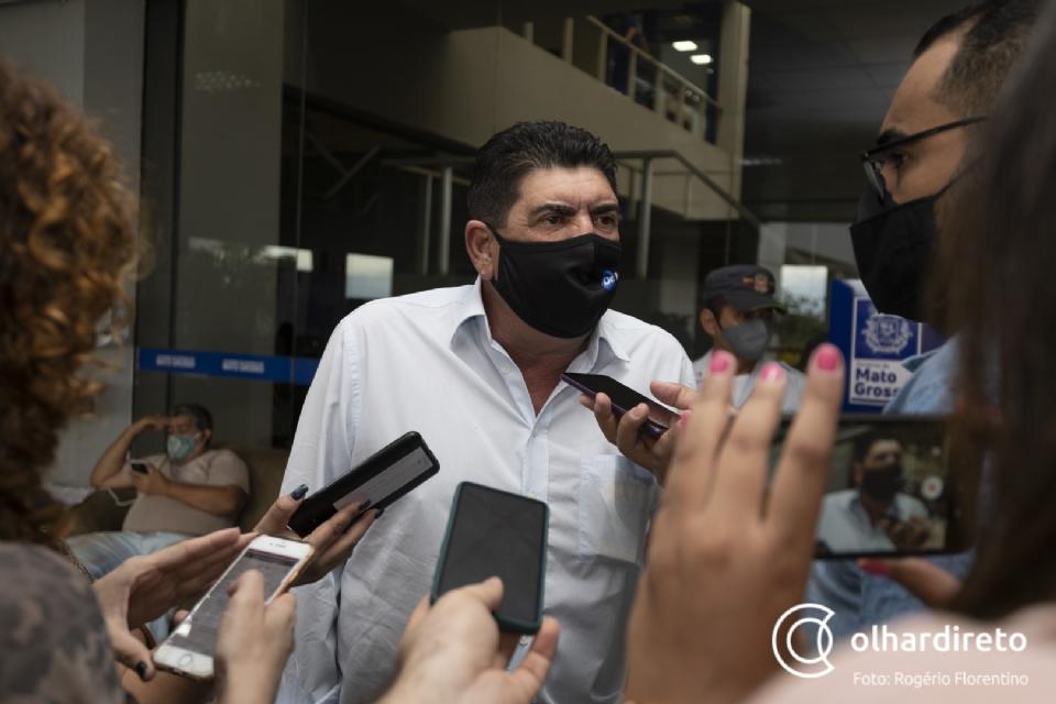 Deputado vê dificuldades para Emanuel emplacar candidatura ao estado e defende MDB com Mauro