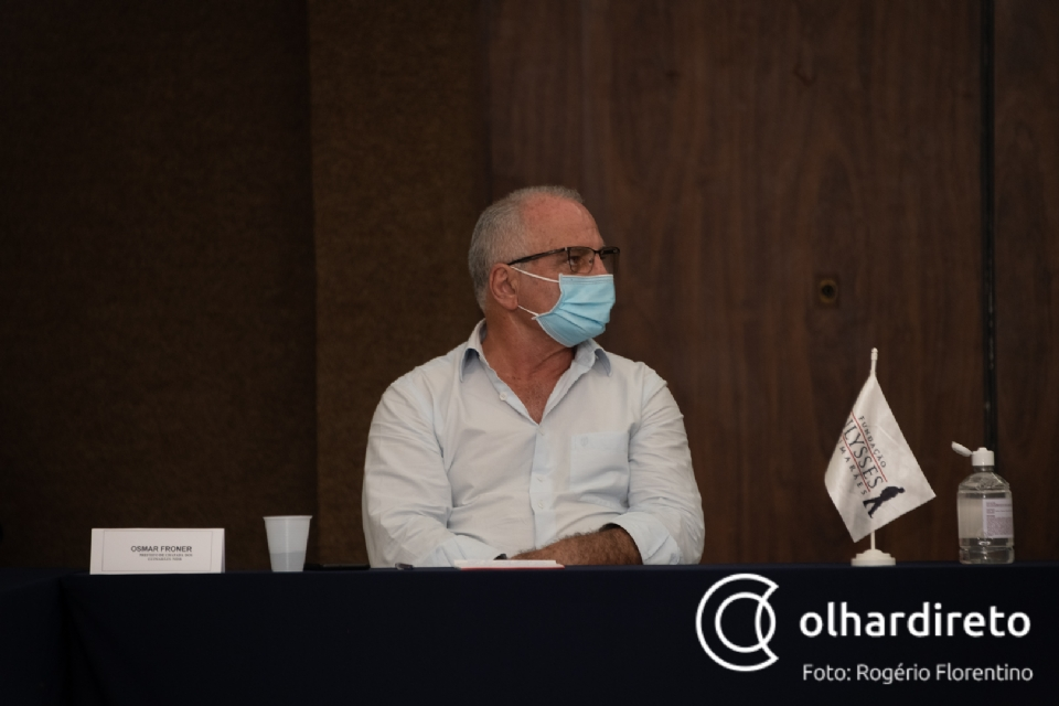Prefeito de Chapada diz que Véu de Noiva sofre consequências de secas de 2019 e 2020 e promete limpezas de calha