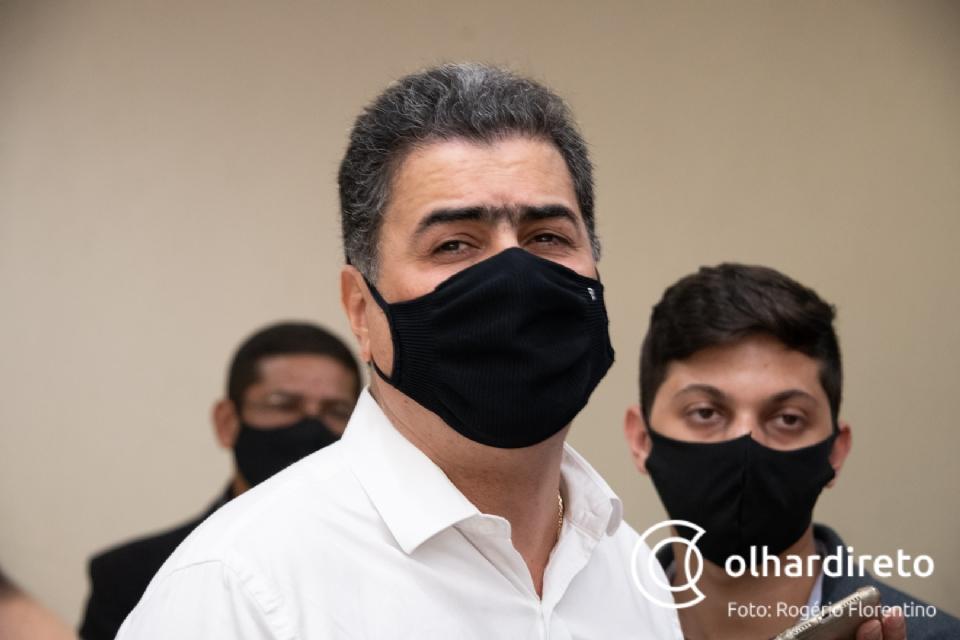 Em busca de aliança com PSDB para chapa 'bolsonarista' em 22, Emanuel minimiza oposição tucana ao presidente