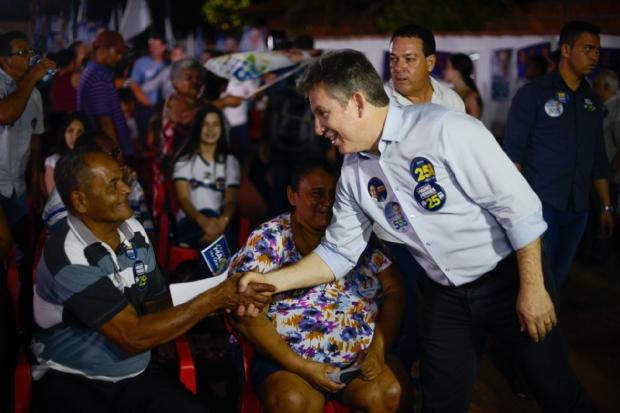 Mauro diz que dará atenção especial para retirar município da precariedade