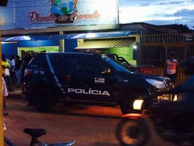 Acusado de assassinar sargento da PM na frente da família é preso no Ceará; vítima estava em sorveteria
