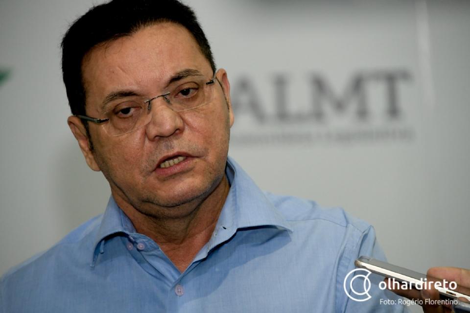 """""""RGA é vinculado à condição financeira do Estado"""", explica Botelho sobre percentual de 6,05"""