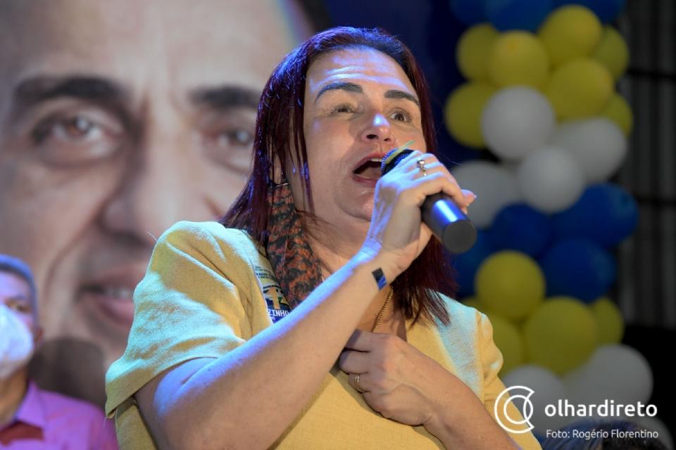Rosa Neide vê crime em falas de Bolsonaro e bancada do PT se reúne para deliberações