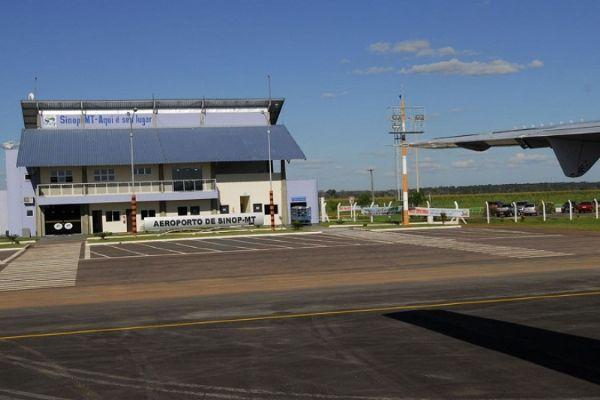 Cinco aeroportos de MT poderão iniciar processo de licitação para reforma ainda este ano