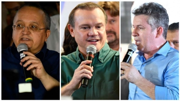 Evento com vice de Alckmin deve reunir Taques, Mendes e Fagundes no mesmo palanque