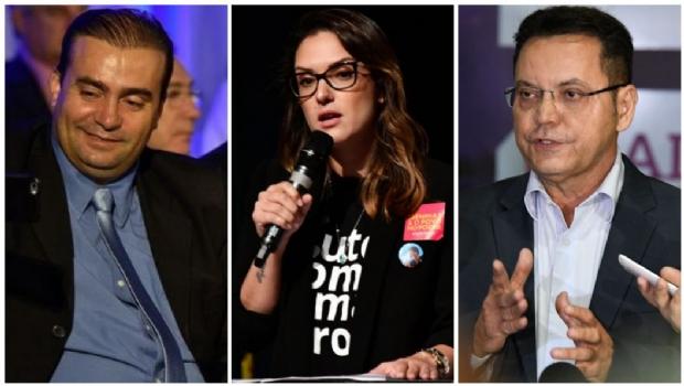 Três deputados lideram corrida por vaga na Assembleia Legislativa; veja
