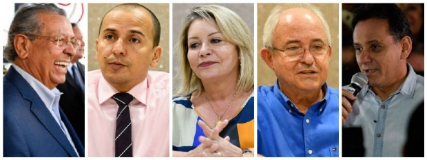 Jayme lidera e quatro candidatos brigam pela segunda vaga ao Senado em Mato Grosso; veja números