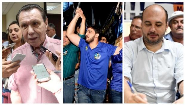 Carlos Bezerra, Emanuelzinho e Doutor Leonardo são os mais lembrados para deputado federal