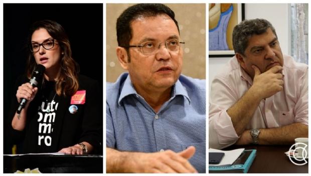 Janaína Riva, Botelho e Maluf lideram disputa por vaga na AL; veja lista