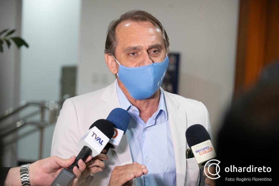 Wilson afirma que Leitão tem direito de se reunir com Emanuel e reforça prioridade por candidato do PSDB