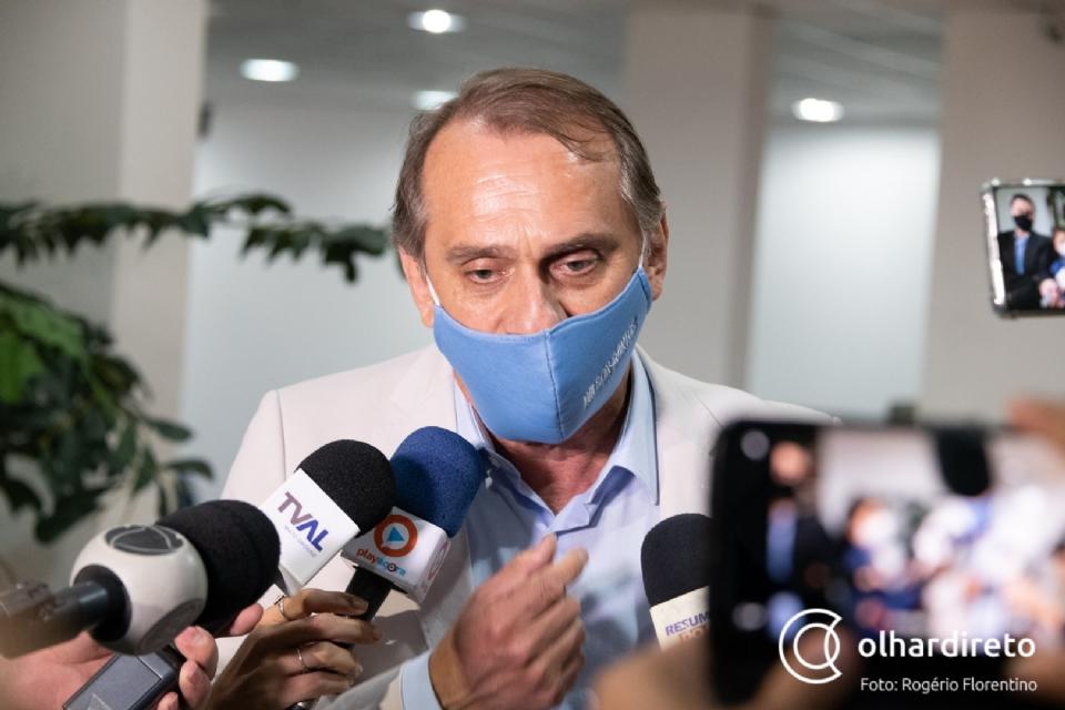"""Wilson reforça tese de candidatura própria do PSDB e diz que apoio a Mauro é """"plano B"""""""