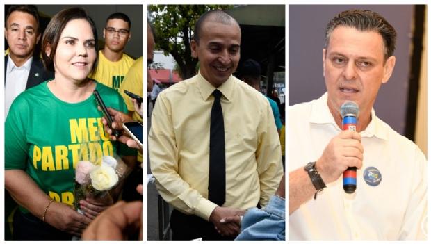 Coronel Fernanda e Fávaro encostam em Procurador Mauro na corrida ao Senado em Cuiabá