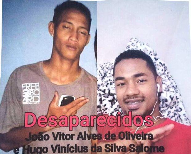 Família procura por jovens desaparecidos após abordagem da PM; testemunhas relatam agressão