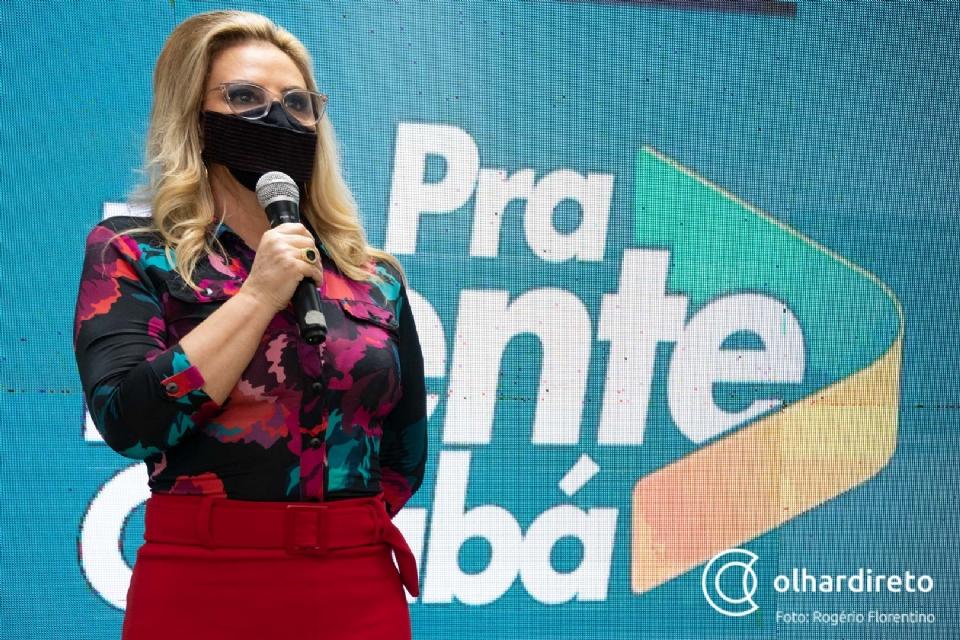 Qualifica Cuiabá tem importância fundamental na pandemia, diz Marcia Pinheiro; meta é oferecer 10 mil vagas