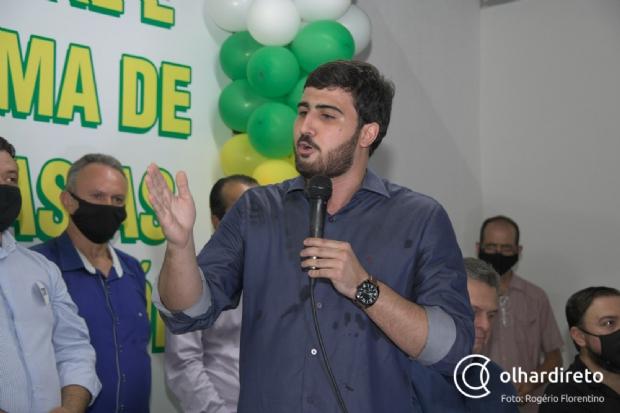 Emanuelzinho minimiza saída de petebistas em VG e cita reposição com
