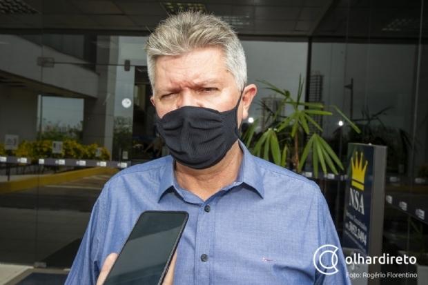 Secretário nega que Stringueta tenha sido punido ao ser acomodado em delegacia no Carumbé