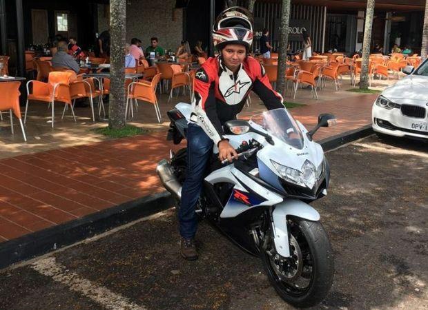 Piloto de avião morre em grave acidente de moto no interior de Mato Grosso
