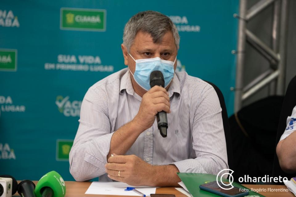 Nova ETE impedirá a chegada de 200 toneladas de esgoto por mês ao rio Cuiabá, diz vice-prefeito