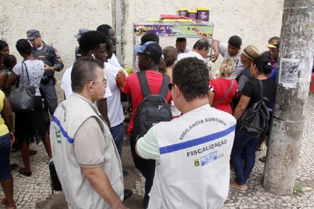 Vendedores ambulantes serão retirados das ruas do Centro Histórico de Cuiabá