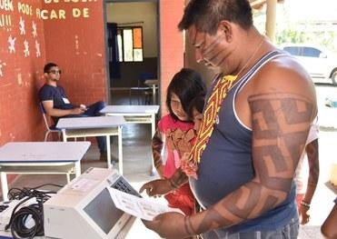 Exército Brasileiro fará segurança das eleições em  aldeias indígenas de MT