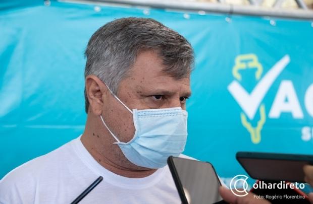 Stopa diz que prefeito defende apenas plebiscito e isso não atrasará mais a obra do VLT ou BRT