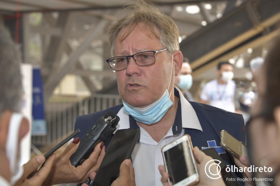 Gilberto aguarda laudo do Instituto Adolfo Lutz para confirmar variante Delta em Mato Grosso